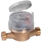 Compteur d'eau et robinet de compteur