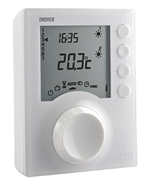 thermostat pour chauffage lectrique. Black Bedroom Furniture Sets. Home Design Ideas