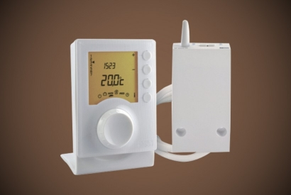 Comment installer un thermostat radio